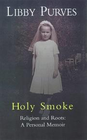 Cover of: Holy Smoke