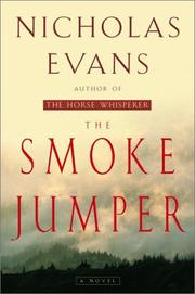 Cover of: The smoke jumper