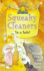 Cover of: Squeaky Cleaners in a Hole! (Squeaky Cleaners) | Vivian French