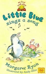 Cover of: Little Blue Sings a Song