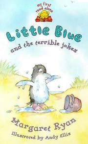 Cover of: Little Blue and the Terrible Jokes