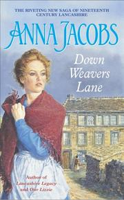 Cover of: Down Weavers Lane