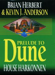 Cover of: Dune: House Harkonnen