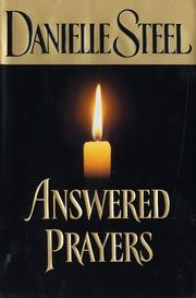 Cover of: Answered prayers