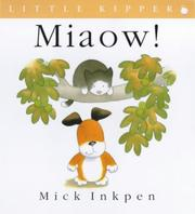 Cover of: Little Kipper Miaow! (Kipper)