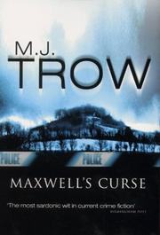 Cover of: Maxwell's curse
