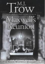 Cover of: Maxwell's Reunion