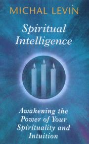 Cover of: Spiritual Intelligence
