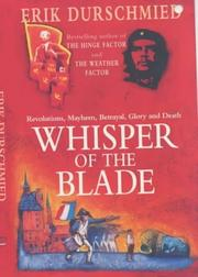 Cover of: Whisper of the Blade