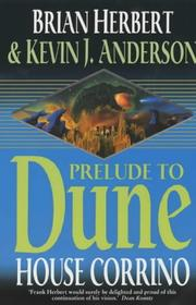 Cover of: Prelude to Dune: House Corrino