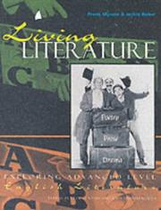 Cover of: Living Literature (Living Language Series) | John Shuttleworth
