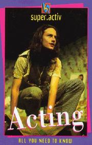 Cover of: Acting (Super.Activ)