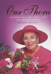 Cover of: Our Thora | Morris Bright