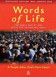 Cover of: Words of Life | Barbara Sampson