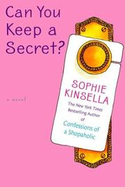 Cover of: Can You Keep A Secret?