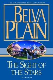 The sight of the stars by Plain, Belva.