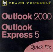 Cover of: Internet Explorer 5.5 and Outlook Express 5 | John Ralph