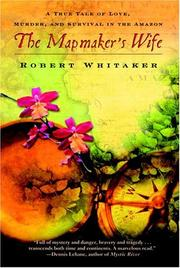 Cover of: The mapmaker's wife