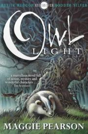 Cover of: Owl Light