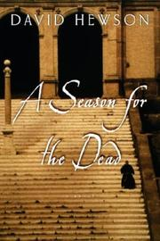 Cover of: A season for the dead
