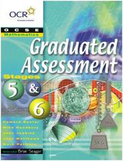 Cover of: Gcse Mathematics C for Ocr (Graduated Assessment) Stages 5 & 6 (Gcse Mathematics C for Ocr (Graduated Assessment)) | Howard Baxter