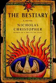 Cover of: The bestiary