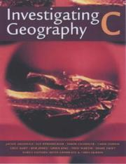 Cover of: Investigating Geography C | Jackie Arundale