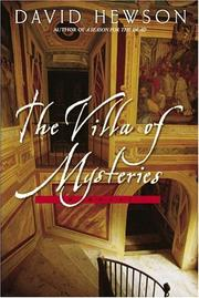 Cover of: The villa of mysteries