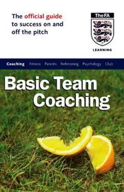 Cover of: Basic Team Coaching