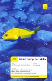 Cover of: Teach Yourself Basic Computer Skills