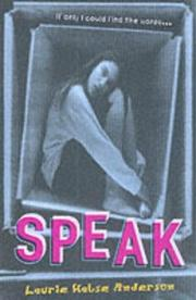 Cover of: Speak (Bite)
