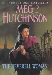 Cover of: The Deverell Woman | Meg Hutchinson