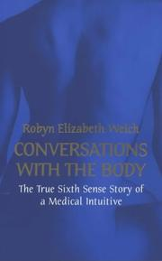 Cover of: Conversations with the Body