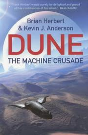 Cover of: The Machine Crusade