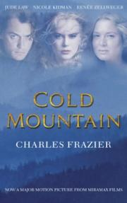 Cover of: Cold Mountain (SIGNED)