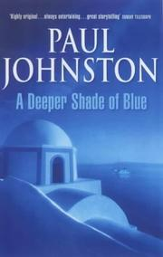 Cover of: A deeper shade of blue