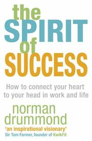 Cover of: The Spirit of Success