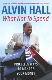 Cover of: What Not to Spend