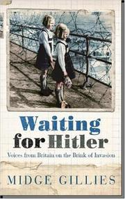 Cover of: Waiting for Hitler