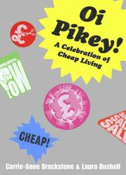 Cover of: Oi Pikey!
