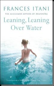 Cover of: Leaning, Leaning Over Water