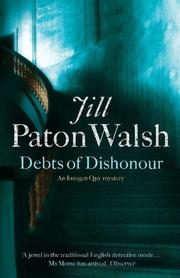 Cover of: Debts of Dishonour