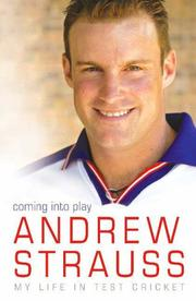 Cover of: Andrew Strauss