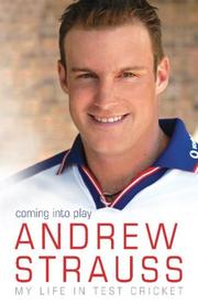 Cover of: Coming into Play
