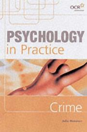 Cover of: Psychology in Practice