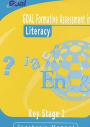 Cover of: GOAL Formative Assessment in Key Stage 2 Literacy