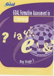 Cover of: Literacy