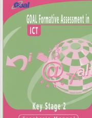 Cover of: Goal Formative Assessment