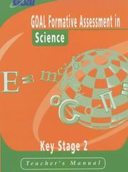 Cover of: GOAL Formative Assessment in Key Stage 2 Science