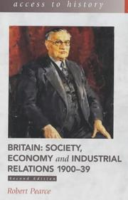 Cover of: Britain